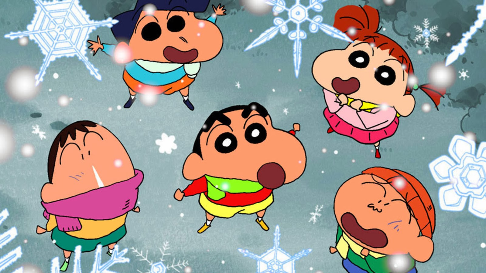 Wallpaper Shin Chan HD Download