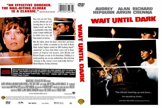 Wait Until Dark (1967) DVD