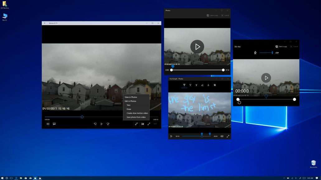 App-Film-e-TV-modificare-Video