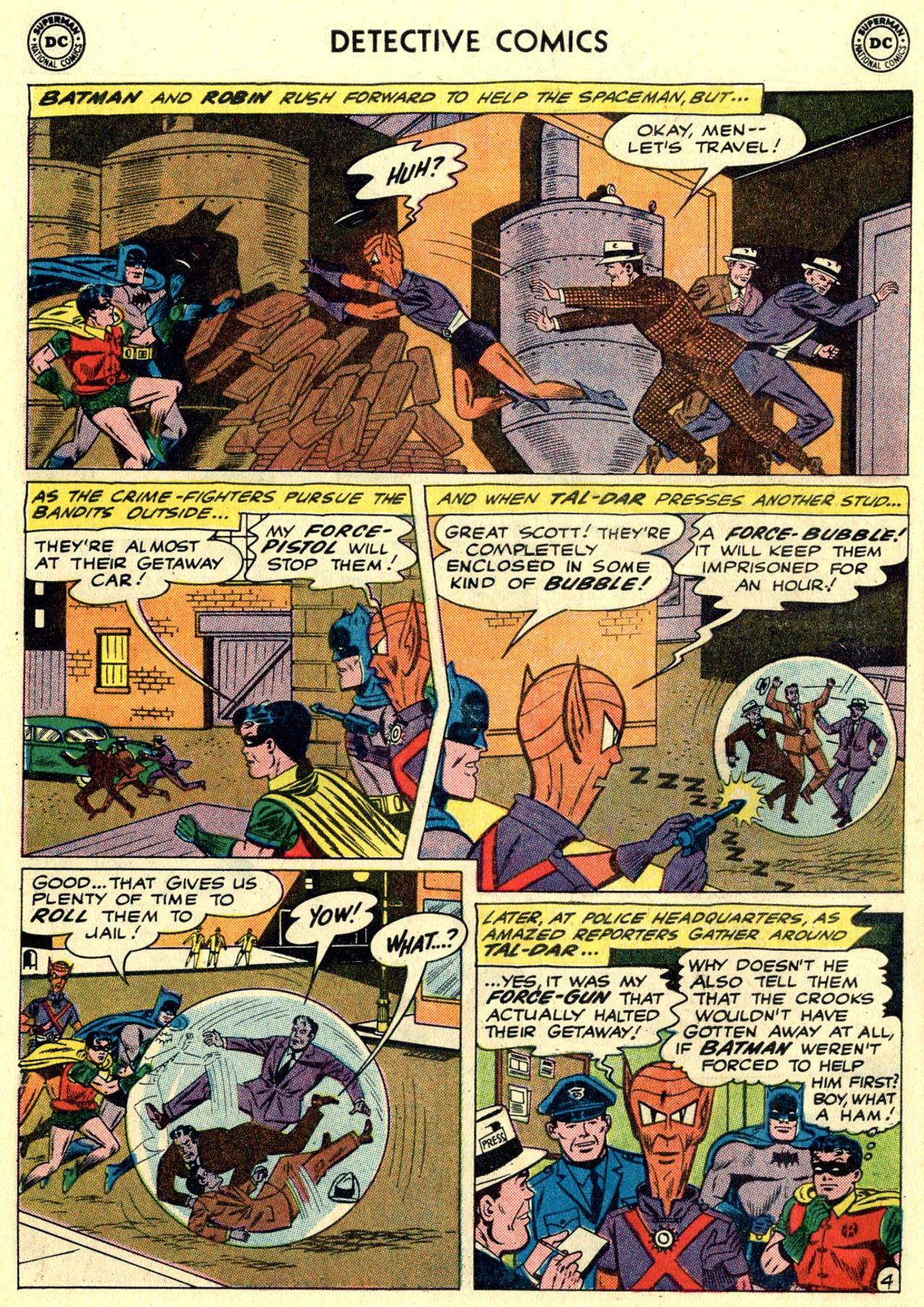 Detective Comics (1937) 282 Page 5