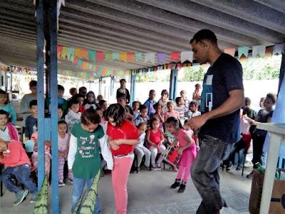 Prefeitura de Sete Barras realiza atividades na Semana do Meio Ambiente