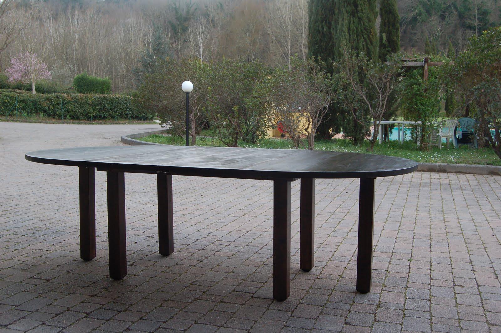 Tavolo allungabile fino a 4 metri best tavolo design di for Tavolo allungabile 4 metri