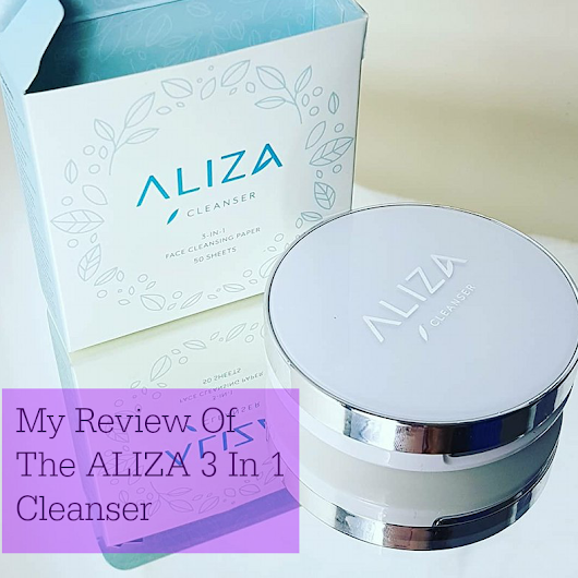 ............ Jadies Little Blog ..........: Review Of Aliza 3 in 1 cleanser