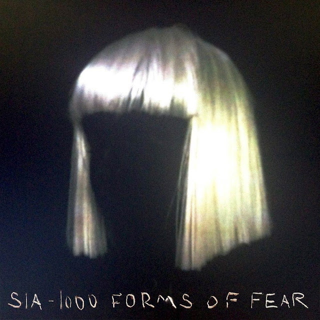 Cover from 1000 forms of fear from Sia