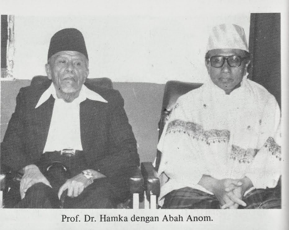 Buya Hamka Sang Pioner Tasawuf Modern