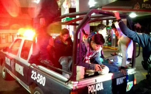 Policías Edomex