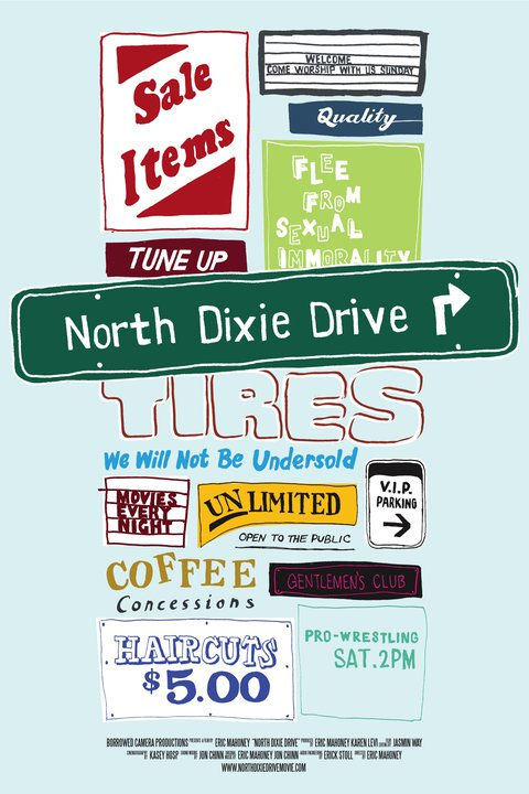 J.B. Spins: New Filmmakers: North Dixie Drive