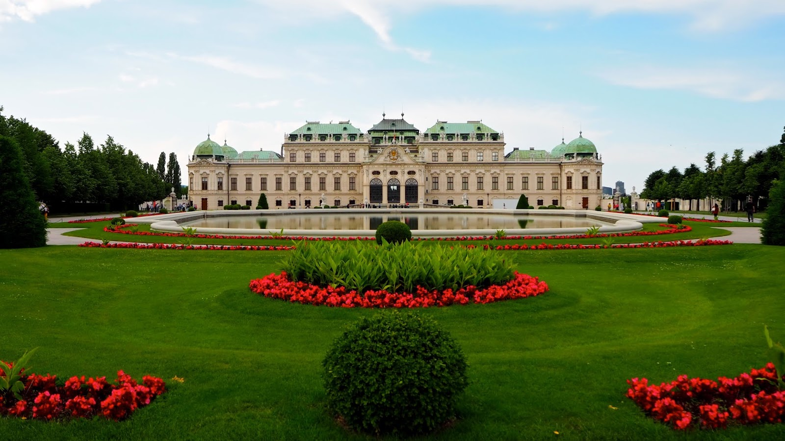 The Belvedere Vienna