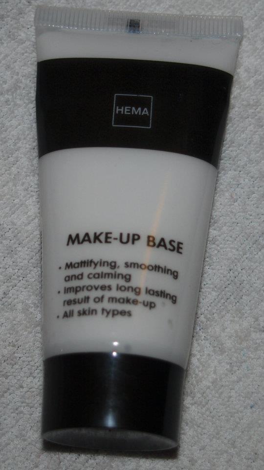 Chrisbeeblack Beauty - All about makeup: Review: Hema Makeup