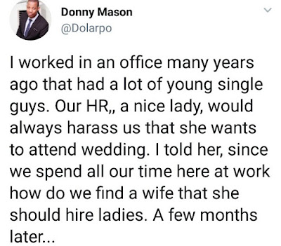Man Shares The Sweet Story Of How He Met His Wife[Must Read]