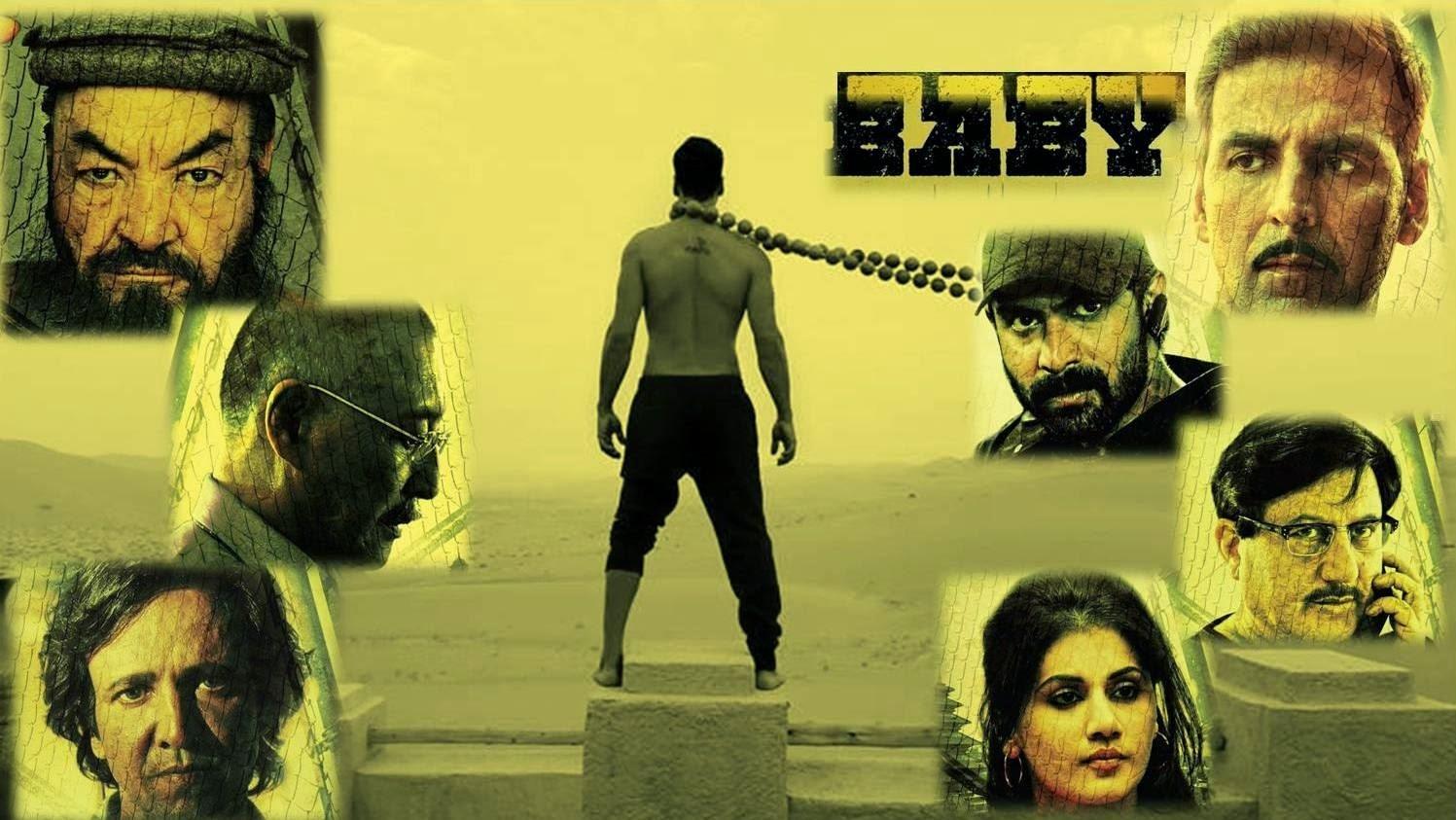 Baby movie Akshay Kumar 2015