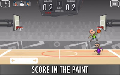 Basketball Battle v1.92 Mod Apk (Unlimited Money) Terbaru