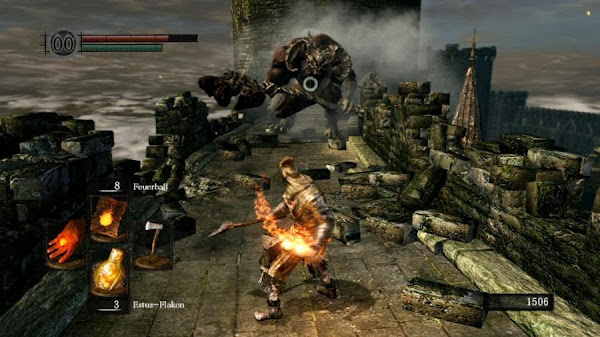 Dark Souls (ISO + Jtag/RGH) XBOX 360 Screenshots #3