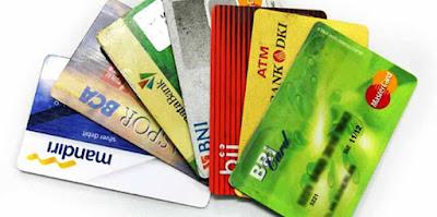 cara merawat kartu atm dan kartu kredit