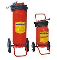Hướng dẫn dùng bình bằng bột để chữa cháy - 164362