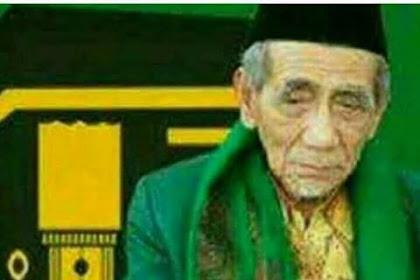 KH. Maimoen Zubair Restui PPP Dukung Ahok? NU Garis Lurus: Itu Fitnah!