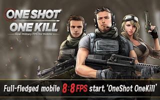 OneShot OneKill FPS(SEA) Apk v1.0.11 Mod Unlimited Ammo Terbaru Unlocked