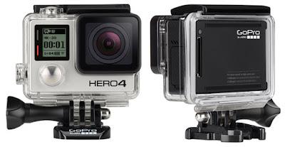 Harga dan Spesifikasi GoPro Hero4 Black Terbaru