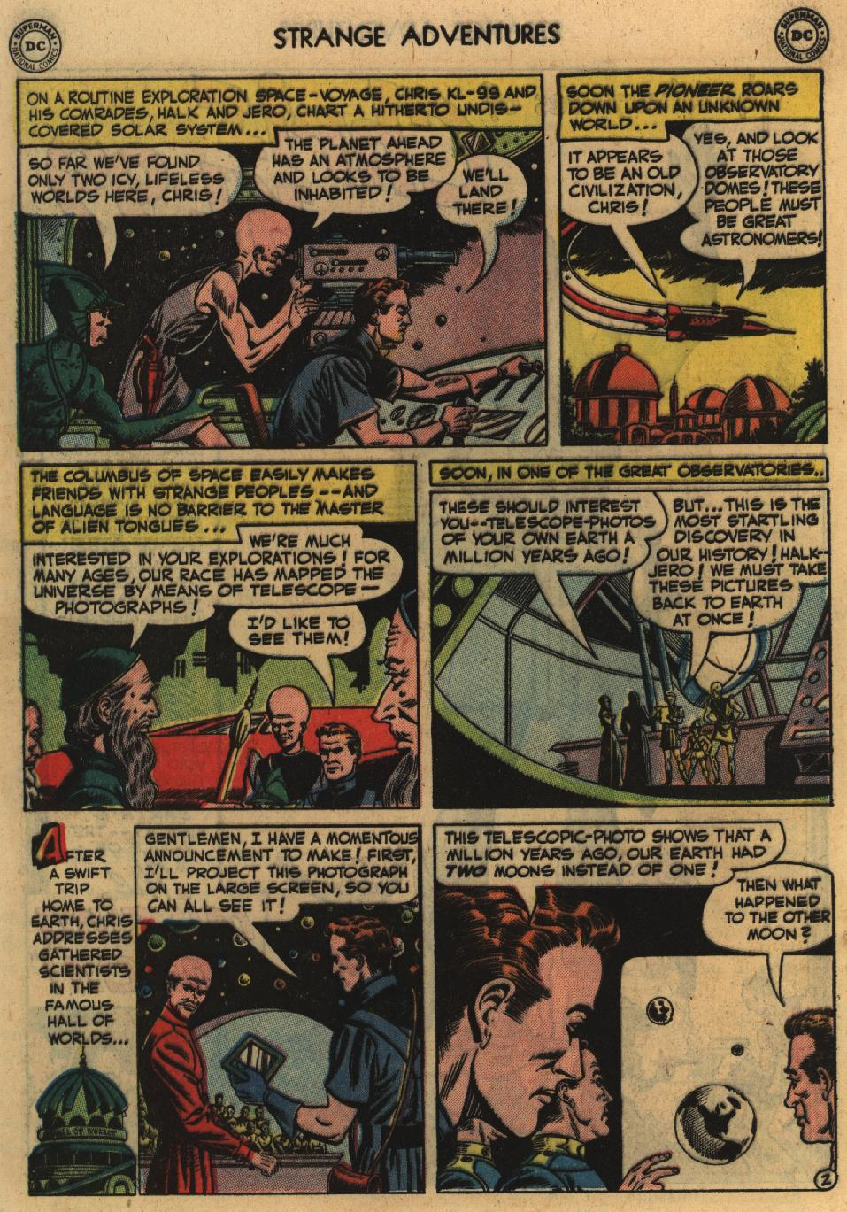 Strange Adventures (1950) issue 11 - Page 40