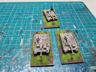 Some later war Stugs picture 2