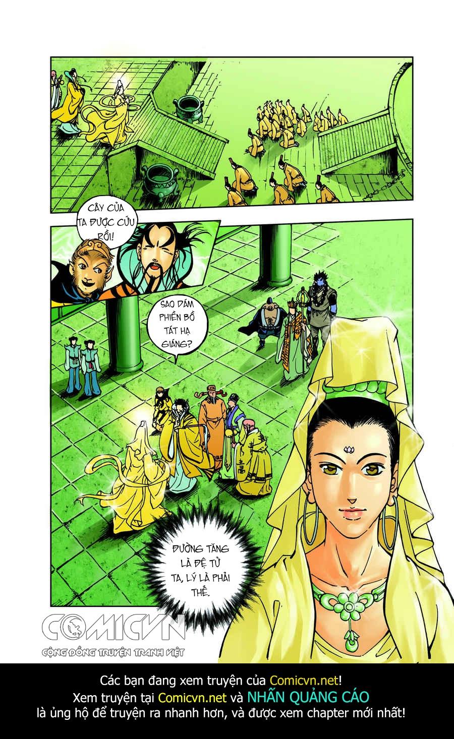 Tây Du Ký màu - Chapter 51 - Pic 19