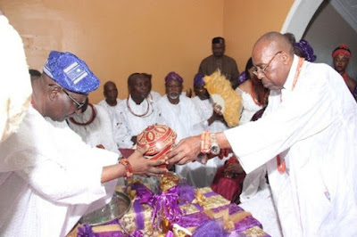 ooni of ife Oba Adeyeye Enitan Ogunwusi wedding to Wuraola Zynab Otiti in Benin