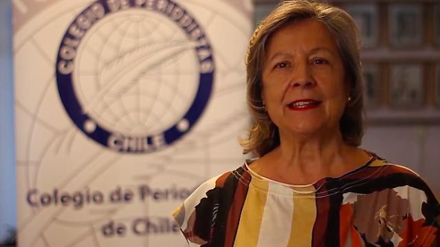 Saludo del Colegio de Periodistas de Chile por el #DíadelaPrensa 2019