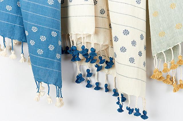 WomenWeave Hand-Woven Shawls