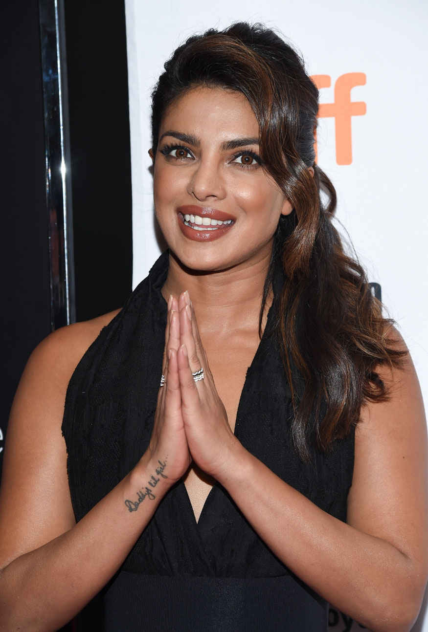 Priyanka Chopra at Toronto International Film Festival 2017 Stills