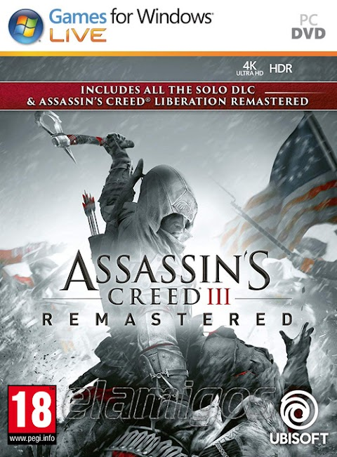 Download Assassin's Creed III Remastered (2019) for pc