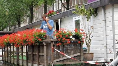 Amsterdam: jardines y mercado de flores a bordo