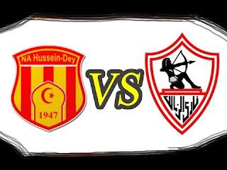 بث مباشر ماتش الزمالك و نصر حسين داي مباشر اليوم في كأس الكونفدرالية الأفريقية