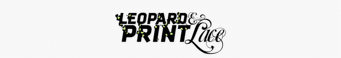 Leopard Print & Lace