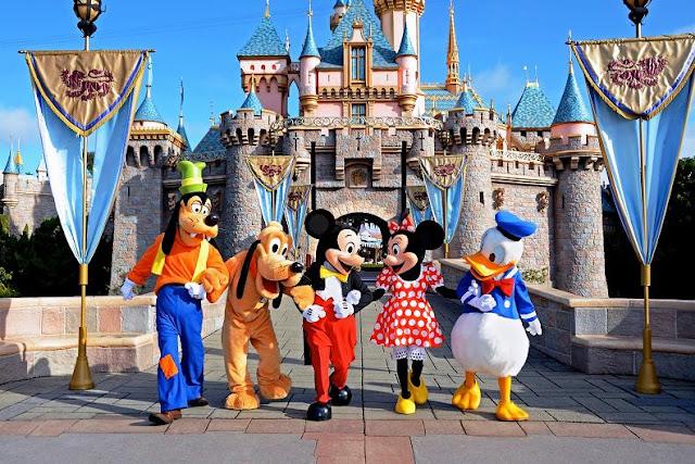 Disneyland Califórnia - Ingresso CityPass