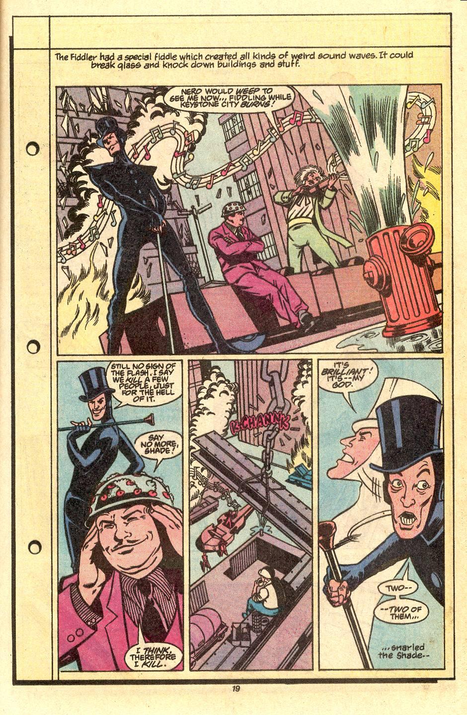 Read online Secret Origins (1986) comic -  Issue #50 - 21