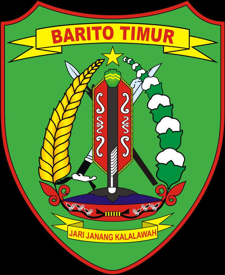 Logo Kabupaten Barito Timur - Kumpulan Logo Lambang Indonesia