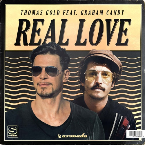 """Thomas Gold Drops New Single """"Real Love"""" feat. Graham Candy"""