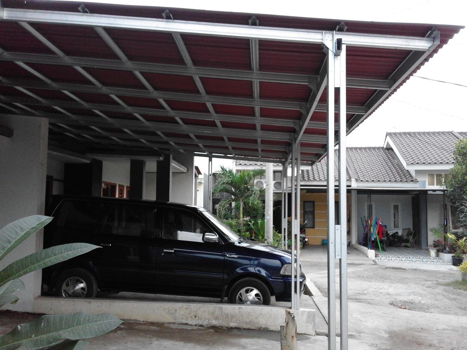 Kanopi Galvalum  Malang Desember 2019