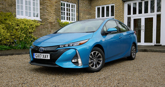 Mains attraction: Prius Plug-in review