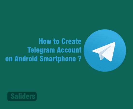 Cara Install dan Membuat akun Telegram pada Smartphone Android