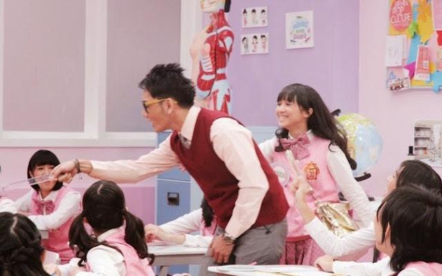 Ayana di JKT48 School