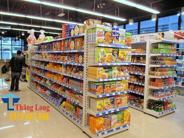 7 loại hàng hóa phải có trong siêu thị mini