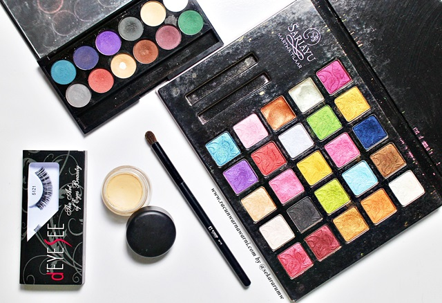 Eyeshadow Terbaik Favorit