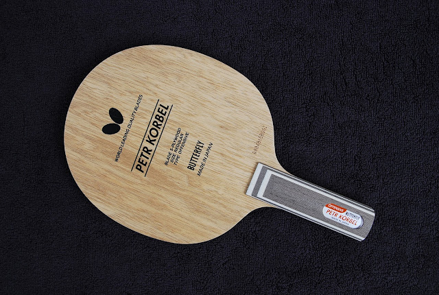 New Petr Korbel Blade - Alex Table Tennis - MyTableTennis.NET Forum ... 1e5258ef22228