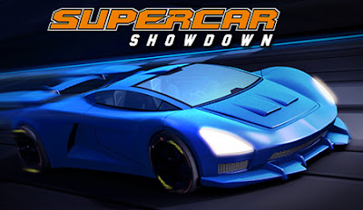 لعبة سباق السيارات الرائعة Supercar Showdown