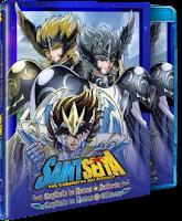 SAINT SEIYA Hades Santuario Blu-ray Disc