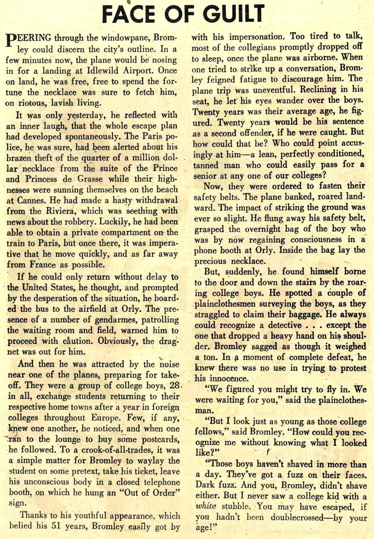 Detective Comics (1937) 266 Page 23