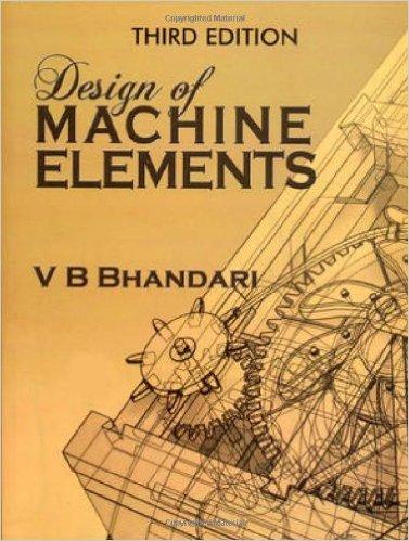 [PDF] Design of Machine Element by V B Bhandari