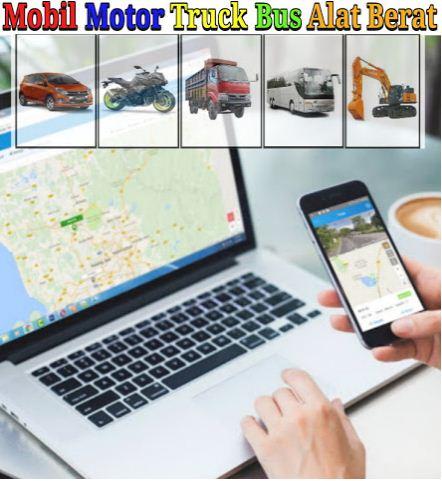 Gps Tracker Mobil Truk Motor Bus Alat Berat