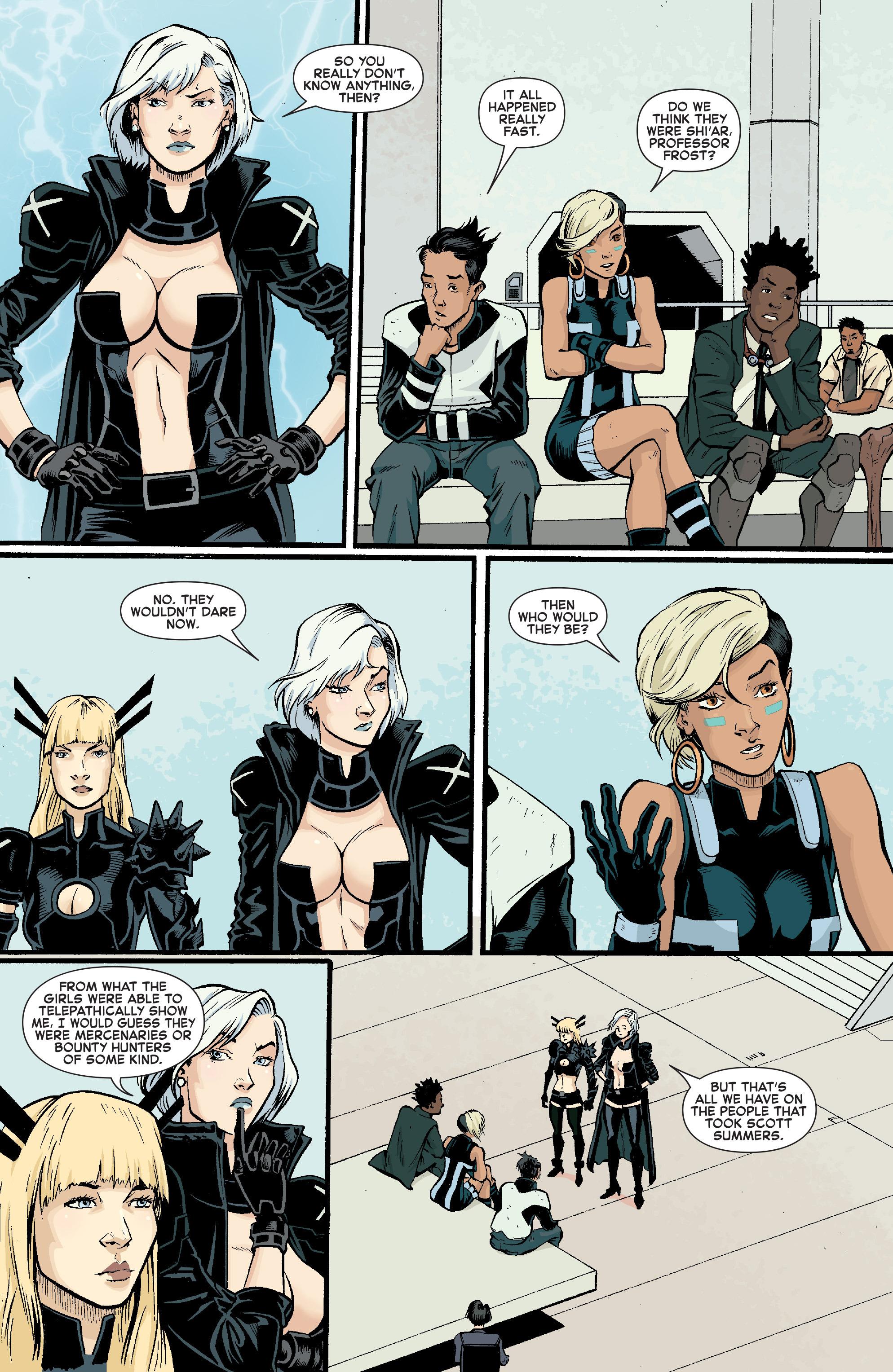 Read online Uncanny X-Men (2013) comic -  Issue # _Special 1 - 21